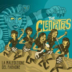 """The Cleopatras """"La maledizione del Faraone"""""""