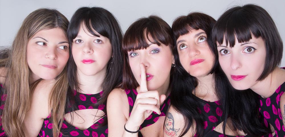 Online pazzo il nuovo video della band toscana tutta al femminile the cleopatras ammonia - Bagno caesar lido adriano ...