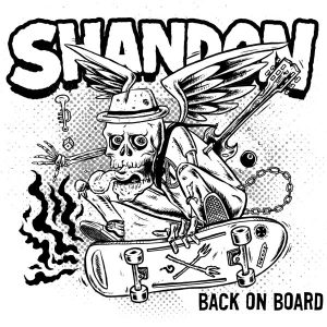 "SHANDON ""BACK ON BOARD"""